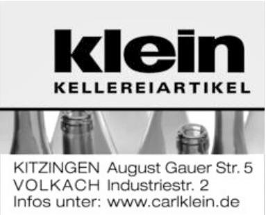 Klein Kellereiartikel