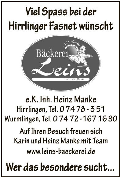 Bäckerei Leins e.K.