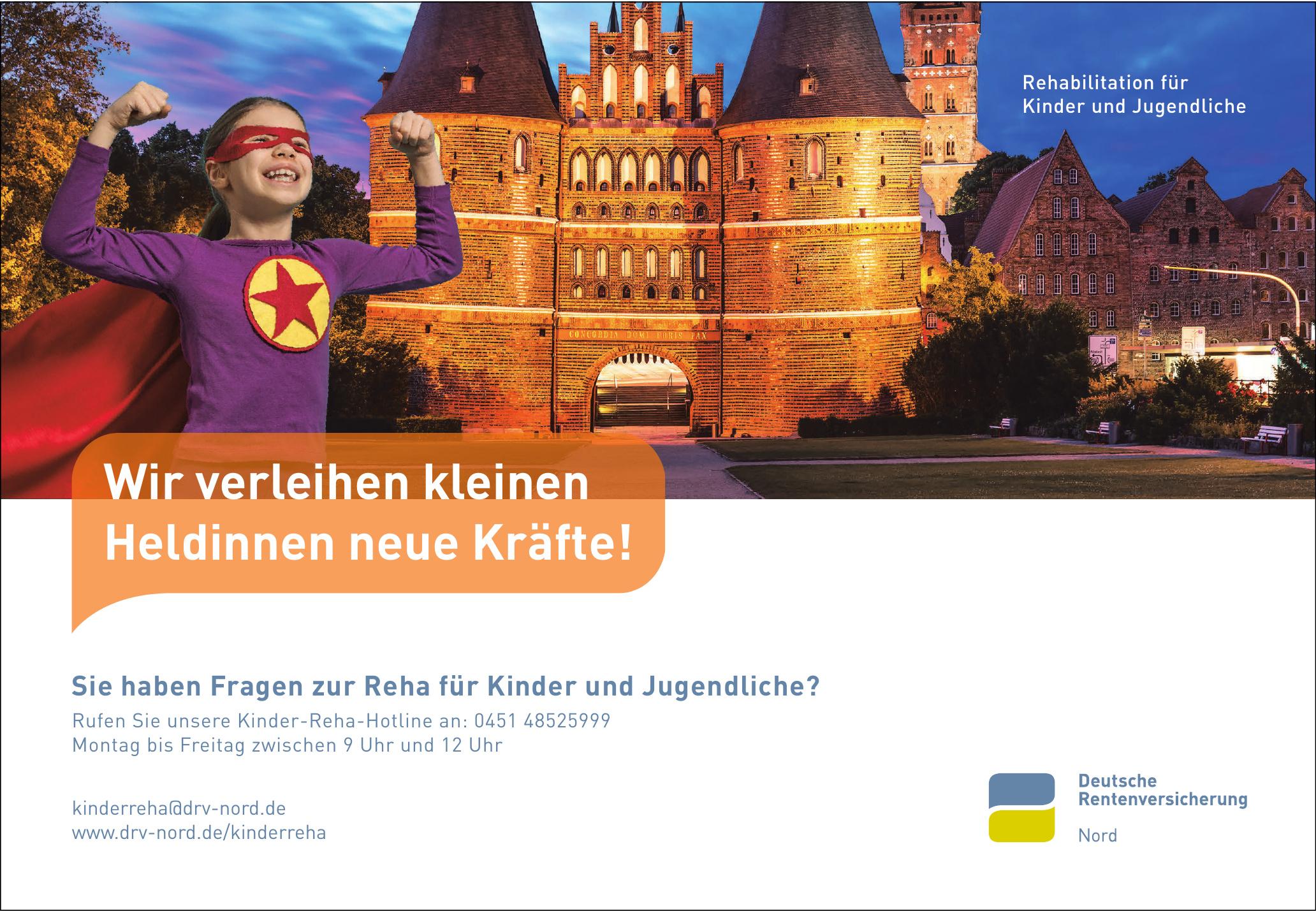 Deutsche Rentenversicherung Nord
