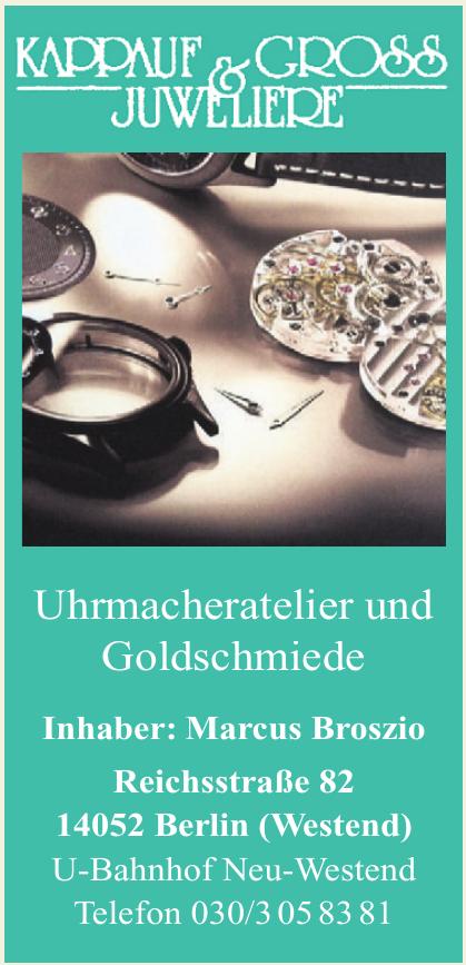 Kappauf & Gross Juweliere