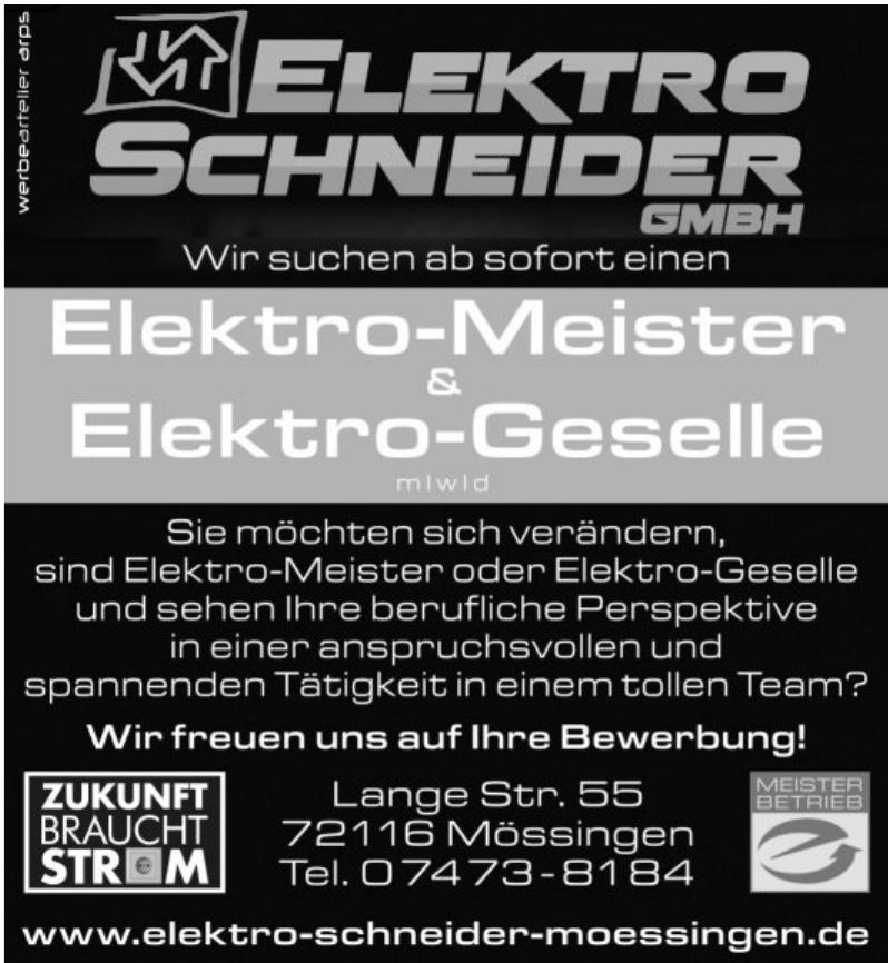 Elektro Schneider GmbH