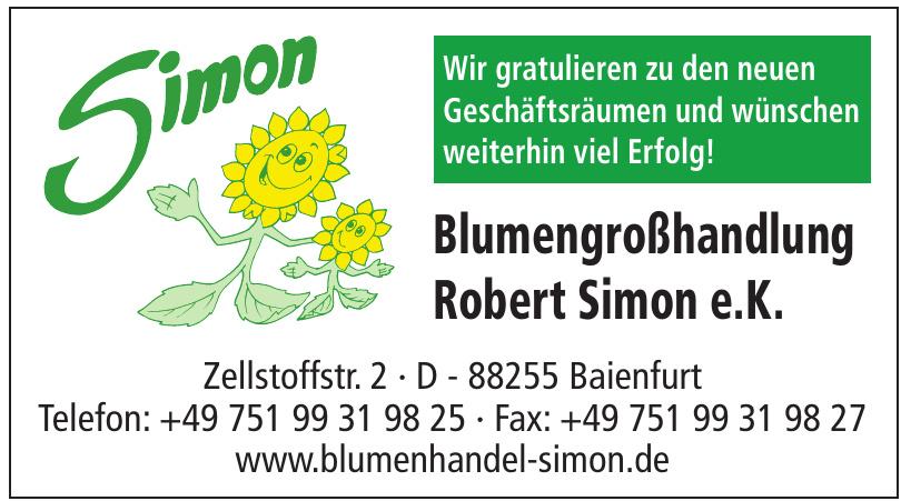 Blumengroßhandlung Robert Simon