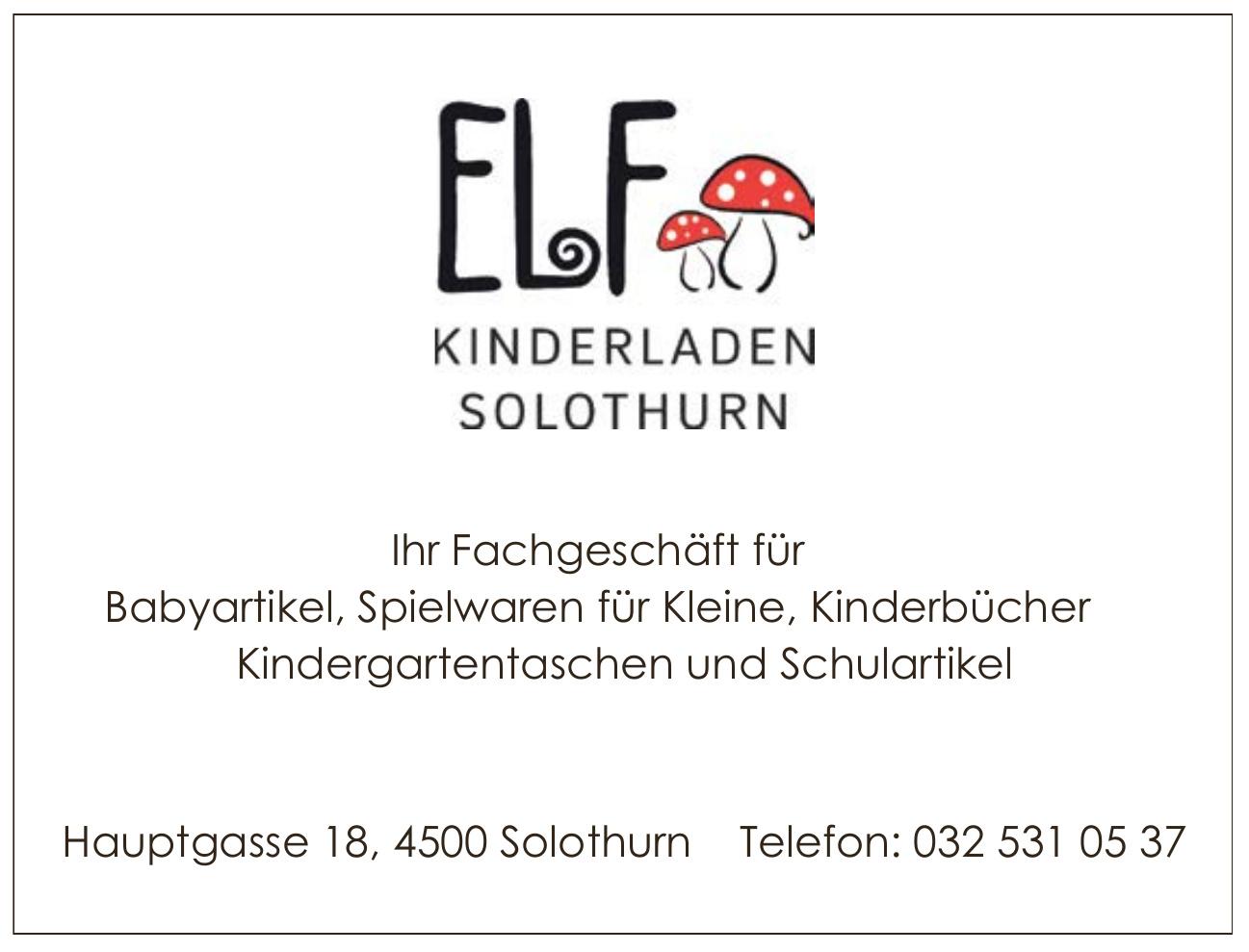 Elf Kinderladen Solothurn
