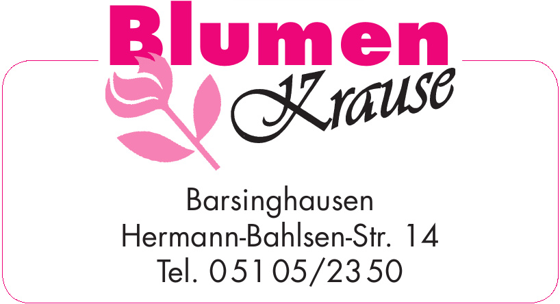 Blumen Krause
