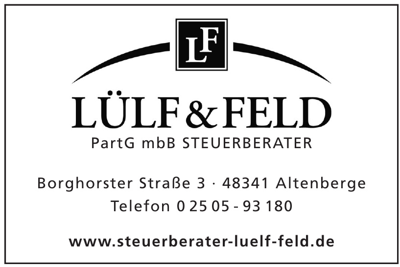 Lülf & Feld PartG mbH Steuerberater