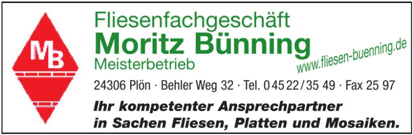 Fliesenfachgeschäft Moritz  Bünning
