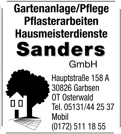 Sanders GmbH