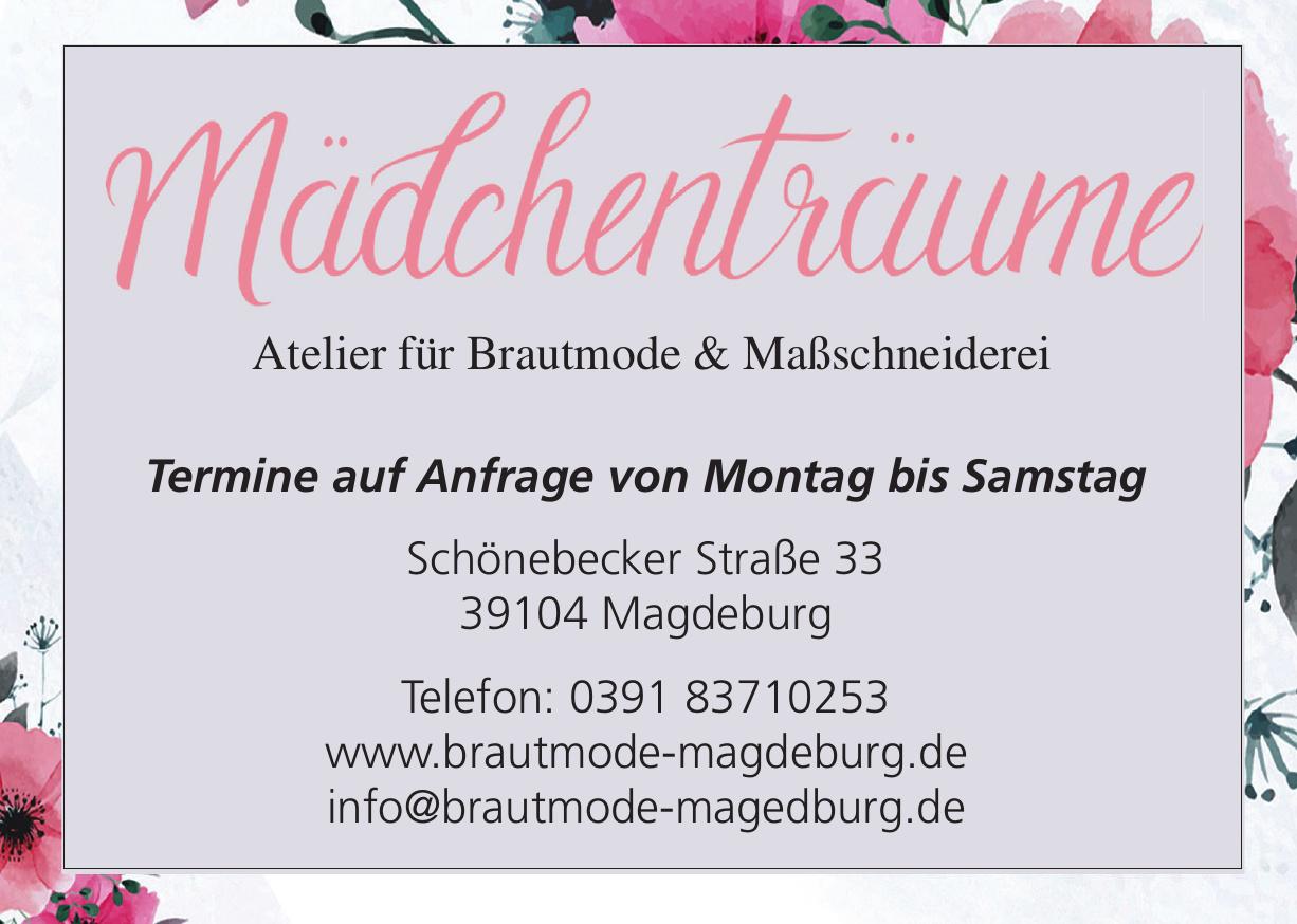 Brautmode & Maßschneiderei