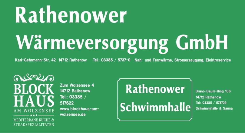 Rathenover Wärmeversorgung GmbH