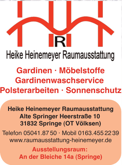 Heike Heinemeyer Raumausstattung
