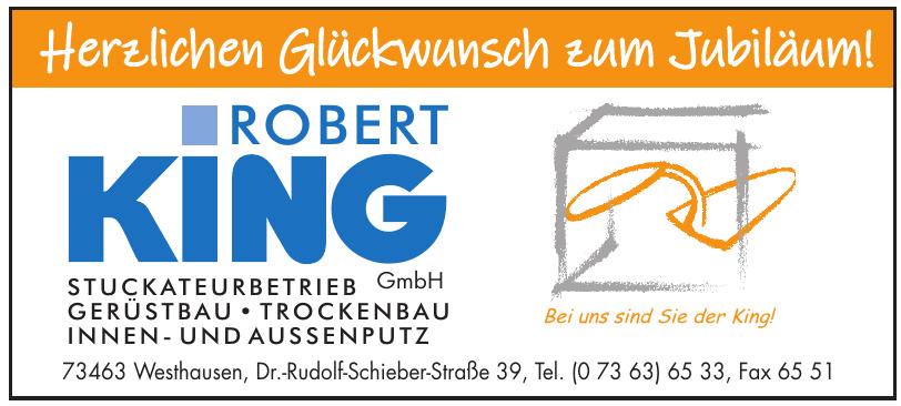 Robert King Stuckateurbetrieb GmbH