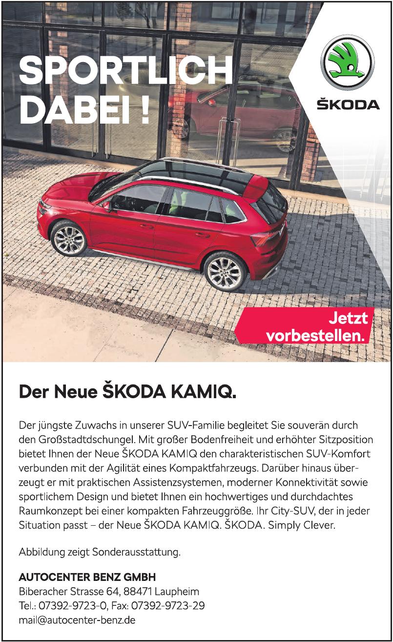 Autocenter Benz GmbH