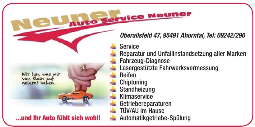 Auto Service Neuner