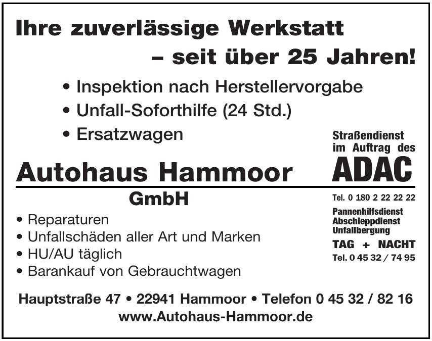 Autohaus Hammoor GmbH