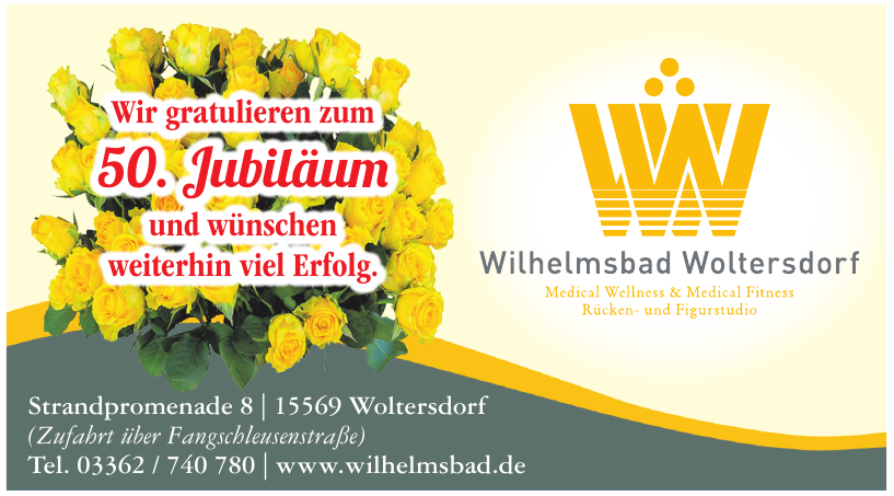 Wilhelmsbad Woltersdorf