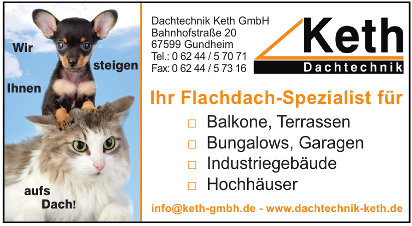 Dachtechnik Keth GmbH