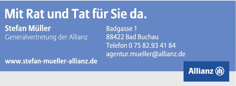Allianz Generalvertretung Stefan Müller
