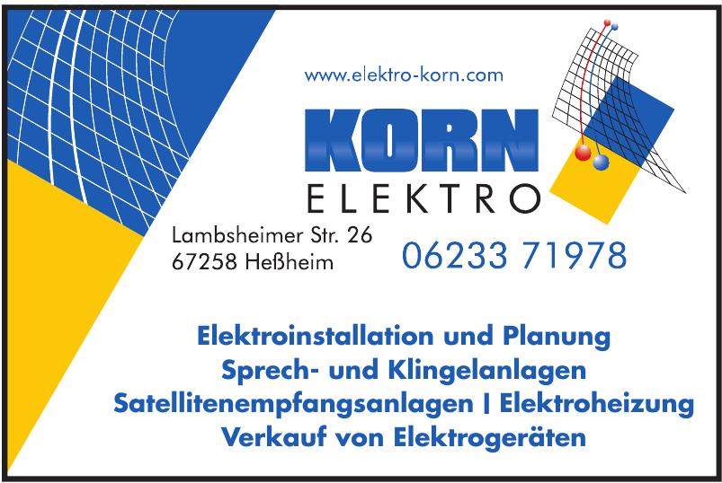 Elektro Korn