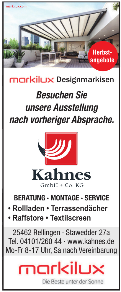 Kahnes GmbH & Co. KG