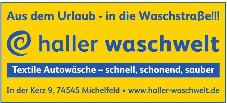 haller waschwelt