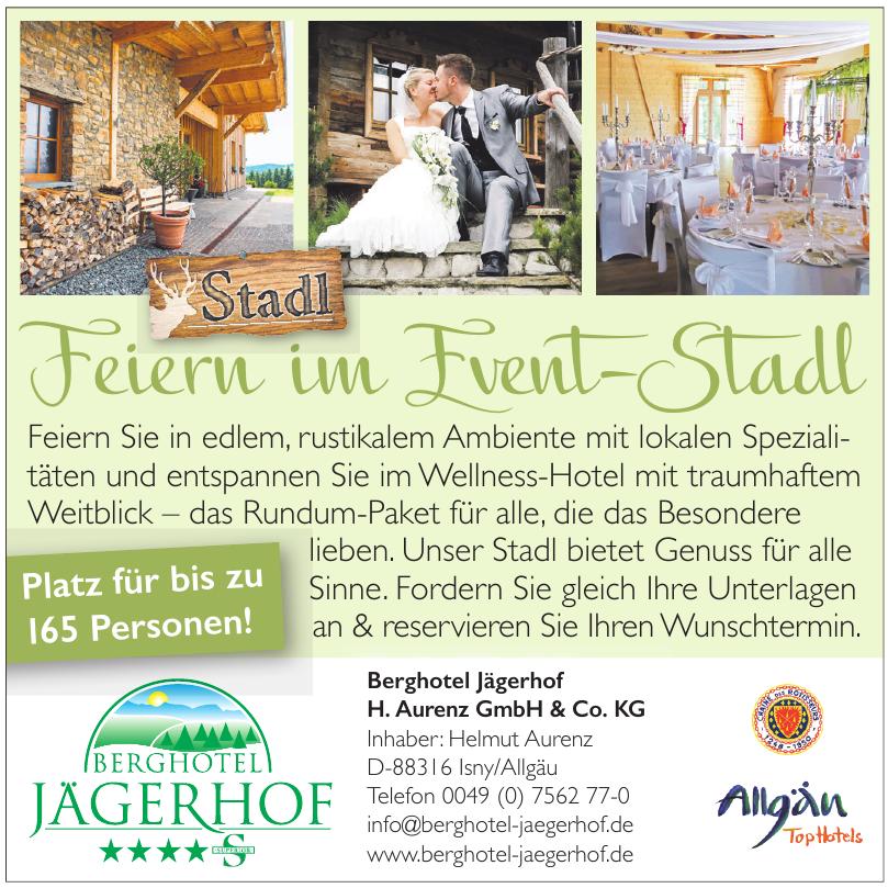 Berghotel Jägerhof Helmut Aurenz GmbH & Co. KG