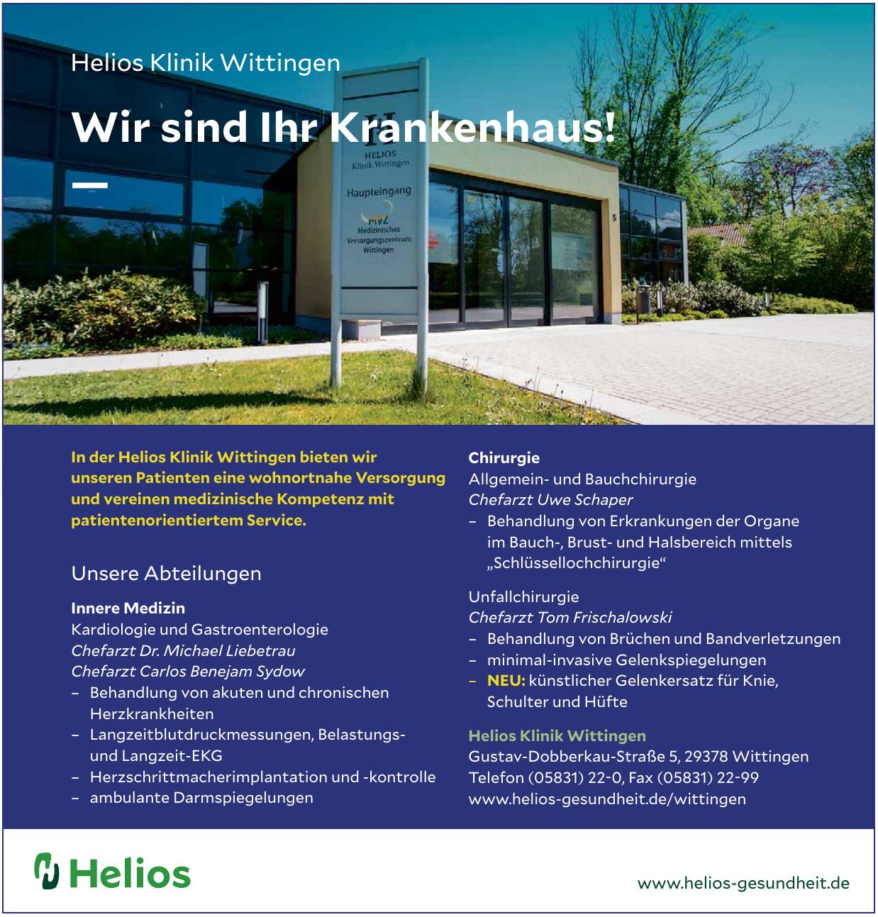Helios Klinik Wittingen