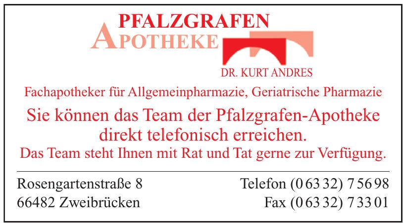 Pfalzgrafen Apotheke