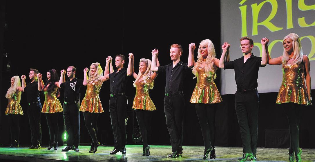 Die Tänzerinnen und Tänzer von Dance Masters werden am 8. Februar in der TriBühne ihr Publikum begeistern