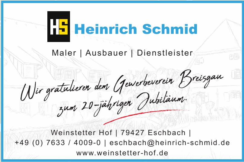 Heinrich Schmid GmbH & Co. KG