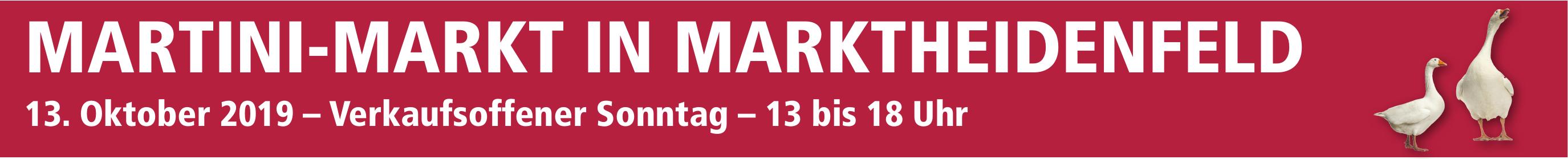 Martini-Markt in Marktheidenfeld Image 1