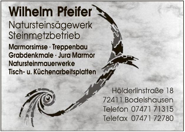 Wilhem Pfeifer