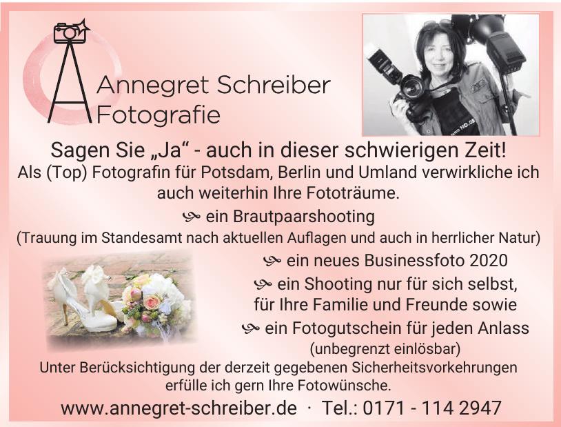 Annegret Schreiber Fotografie