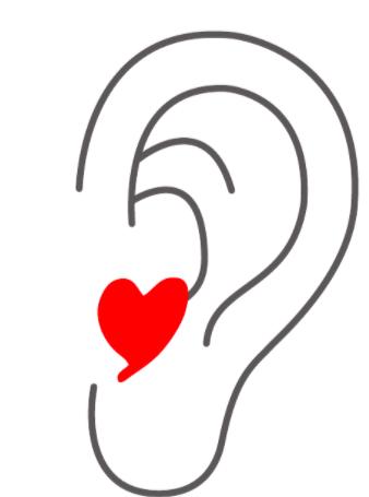 Das Ohr-iginal mit Herz Image 2
