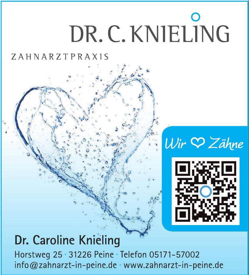 Dr. Caroline Knieling