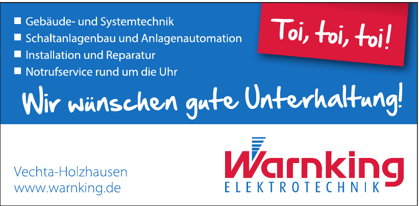 Warnking Elektrotechnik GmbH