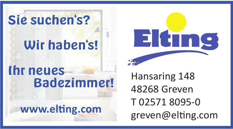 Elting