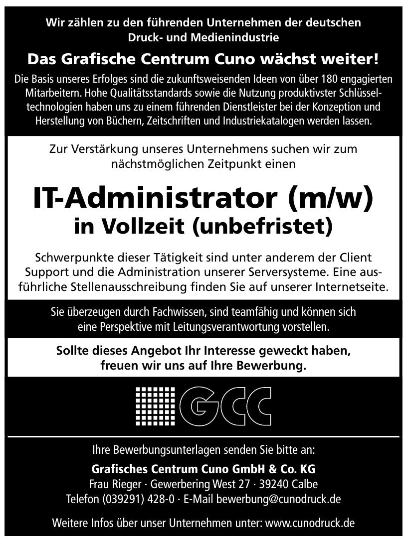 Grafisches Centrum Cuno GmbH & Co. KG