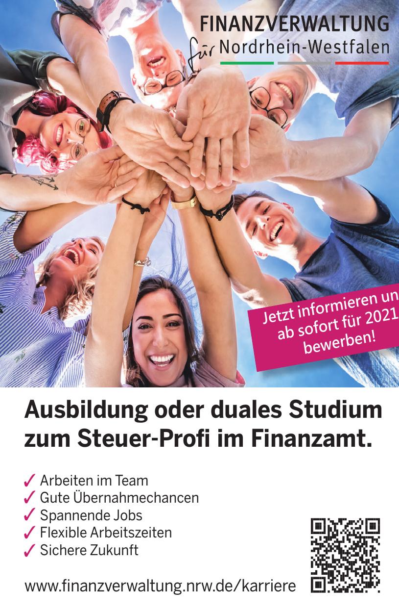 Finanzverwaltung Nordhein-Westfalen