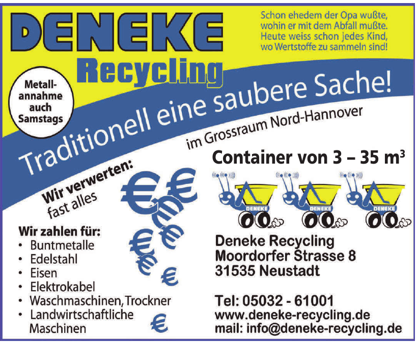 Deneke Recycling