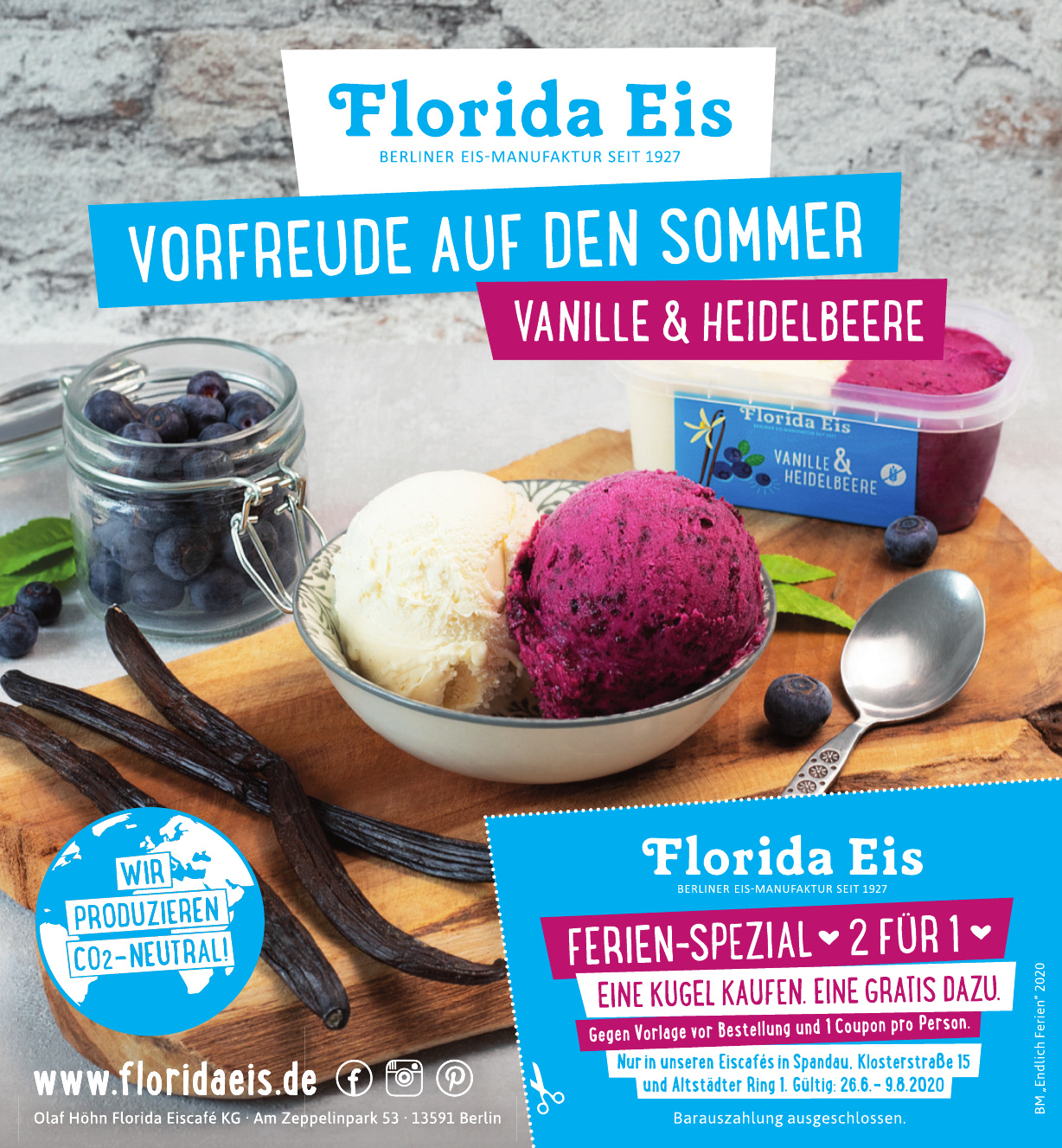 Florida- Eis Manufaktur GmbH