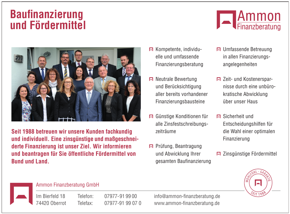 Ammon Finanzberatung GmbH