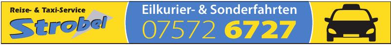 Reise- & Taxi-Service Strobel