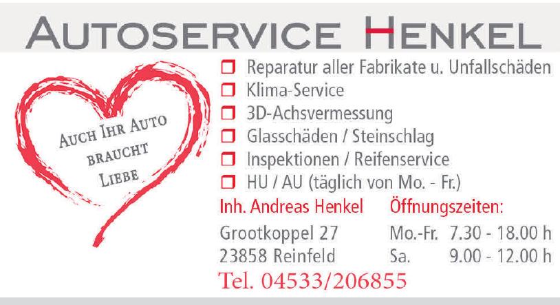Autoservice Henkel