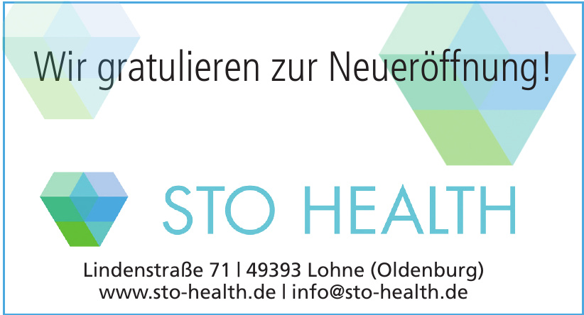 Sto Health