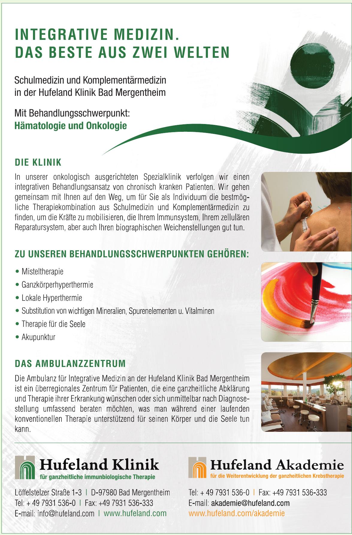 Hufenland Klinik