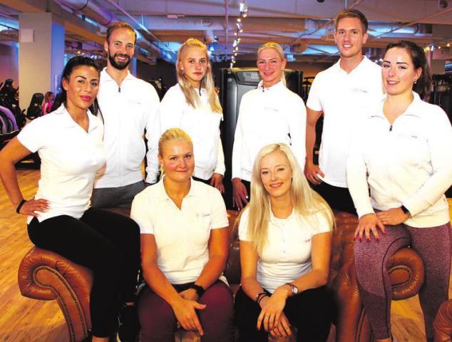 Das Team des Sports Clubs Ahrensburg unterstützt beim systematischen Training für mehr Mobilität, Fitness und gute Abwehrkräfte in den Wintermonaten Foto: pr