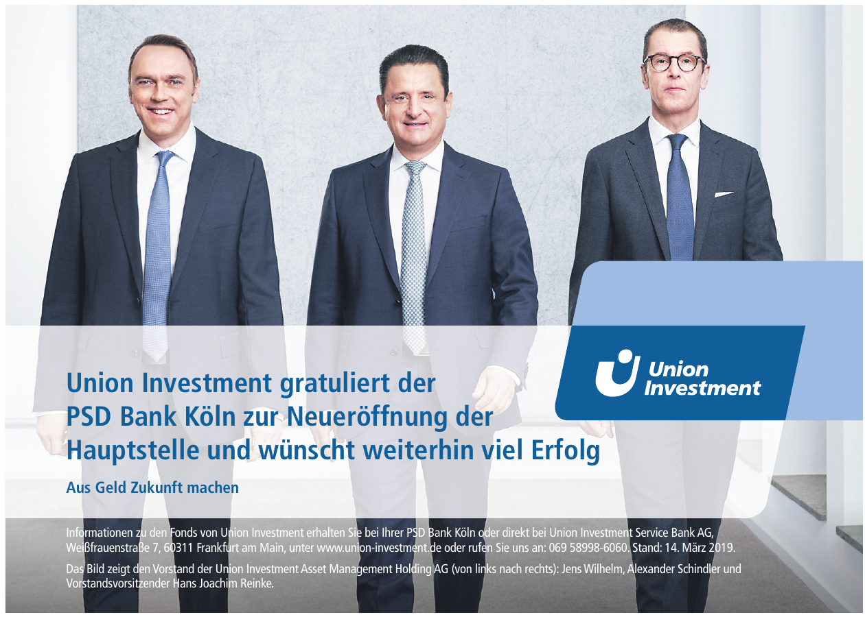 Union Investment Service Bank AG