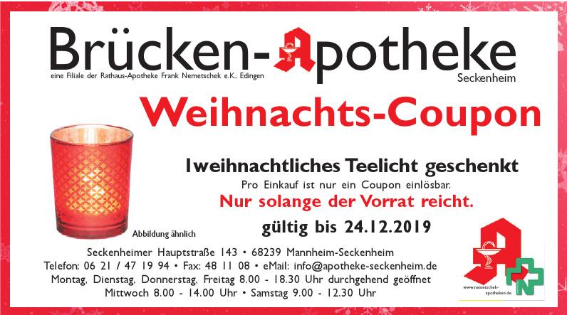 Brücken-Apotheke Seckenheim