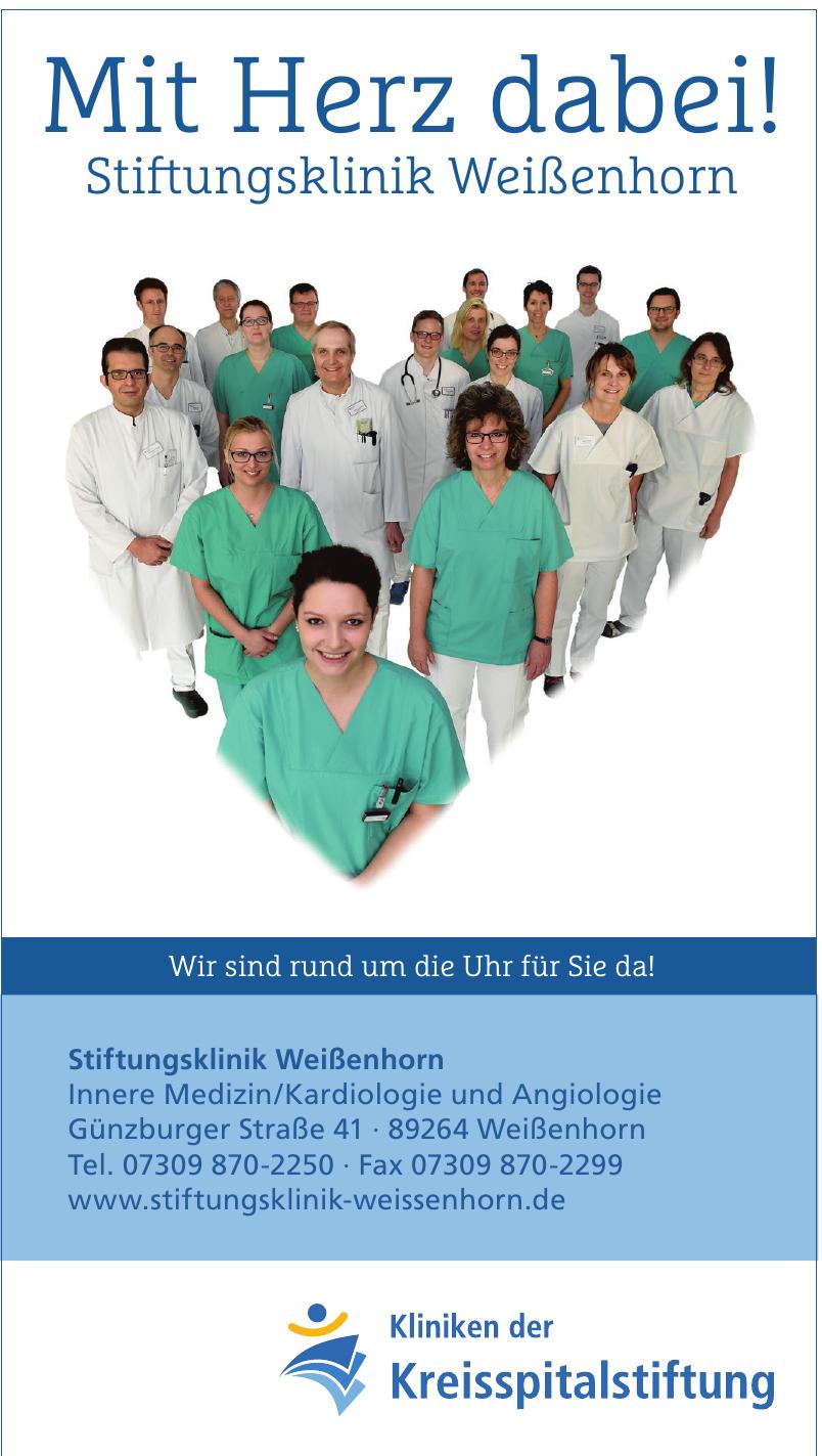 Kliniken der Kreisspitalstiftung