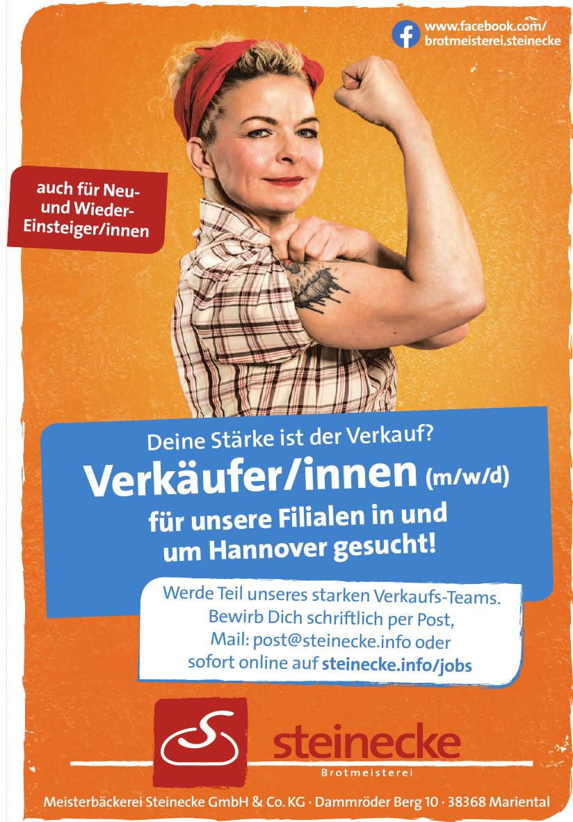 Meisterbäckerei Steinecke GmbH & Co. KG